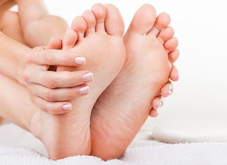 лечение повышенного потоотделения ступней