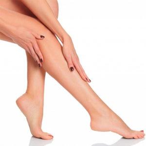 Удаление вен на ногах лазером