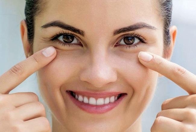Устранение морщин вокруг глаз