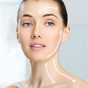Лазерное фракционное омоложение кожи лица